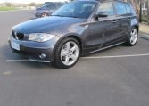 2007 BMW 120d - Side View