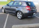 2007 BMW 120d - Passenger Side View