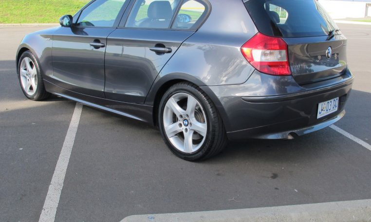 2007 BMW 120d - Passenger Side View