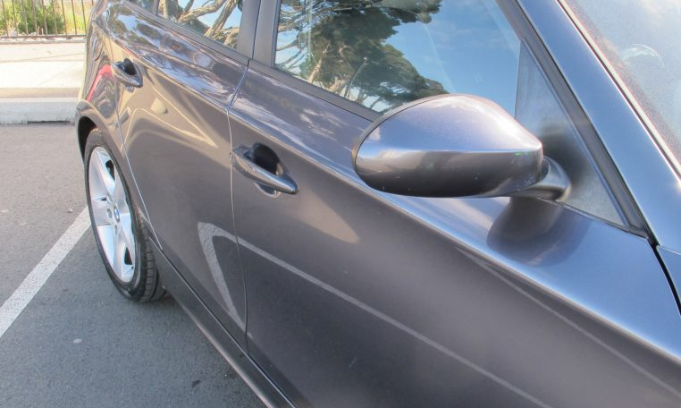 2007 BMW 120d - Drivers Side View