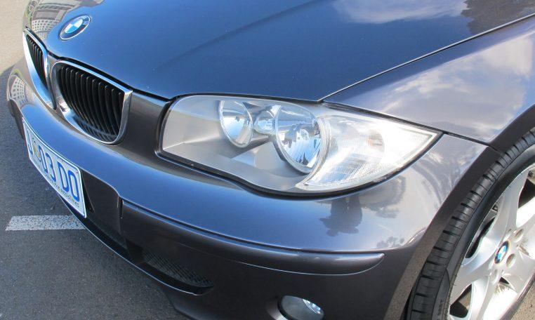 2007 BMW 120d - Head Light