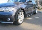 2007 BMW 120d - Front Wheel/Guard