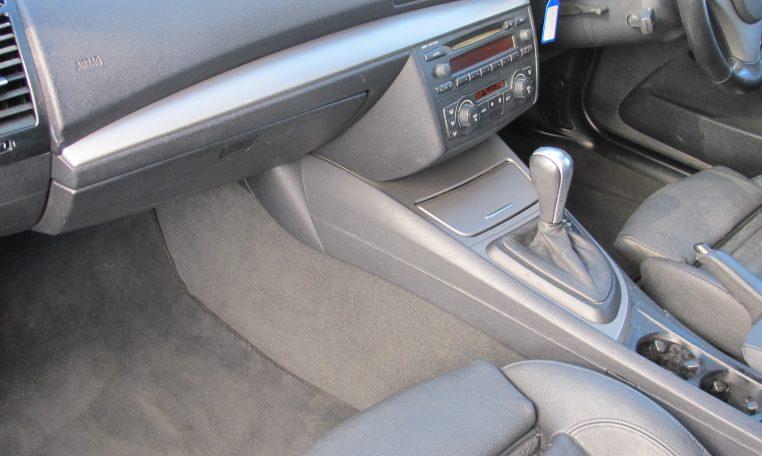2007 BMW 120d - Cockpit