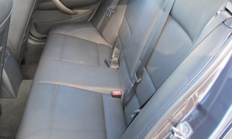 2007 BMW 120d - Back Seats