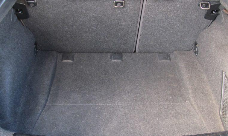 2007 BMW 120d - Boot