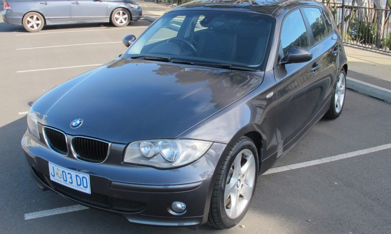 2007 BMW 120d - Front View