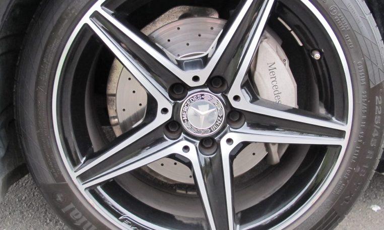 2016 Mercedes C200 - Wheel
