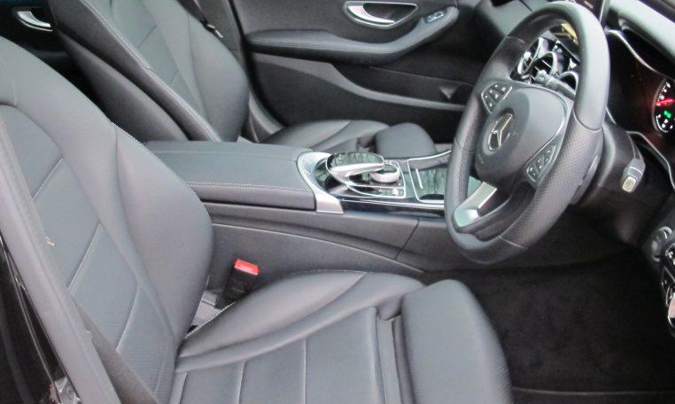 2016 Mercedes C200 - Front Seats