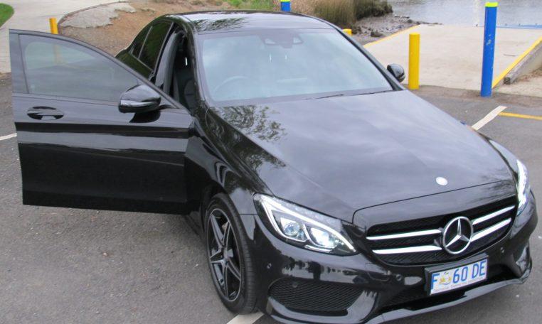 2016 Mercedes C200 - Front View