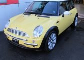 2003 Mini Cooper - Bonnet