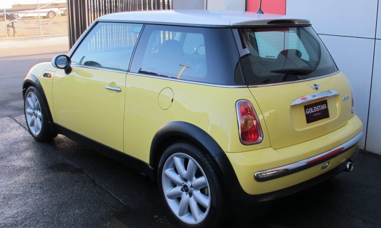 2003 Mini Cooper - Passenger Side View