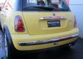 2003 Mini Cooper - Rear View