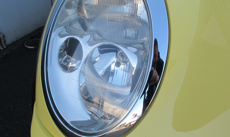 2003 Mini Cooper - Head Light