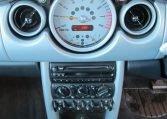 2003 Mini Cooper - Dash