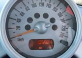 2003 Mini Cooper - Speedo