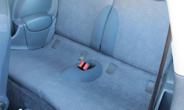 2003 Mini Cooper - Back Seats