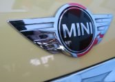 2003 Mini Cooper - Badge