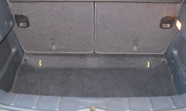 2003 Mini Cooper - Boot