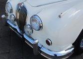 1960 JAGUAR MARK II - HEADLIGHTS & GRILL