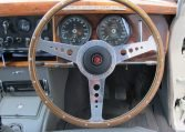 1960 JAGUAR MARK II - STEERING WHEEL