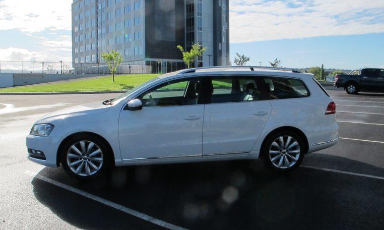 2011 VW PASSAT - PASSENGER SIDE VIEW