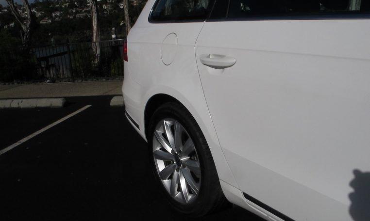 2011 VW PASSAT - REAR WHEEL