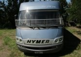 2006 Hymer MotorHome - Front View