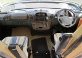 2006 Hymer MotorHome - Dash