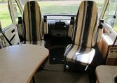 2006 Hymer MotorHome - Front Seats