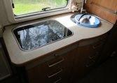 2006 Hymer MotorHome - Kitchen Bench