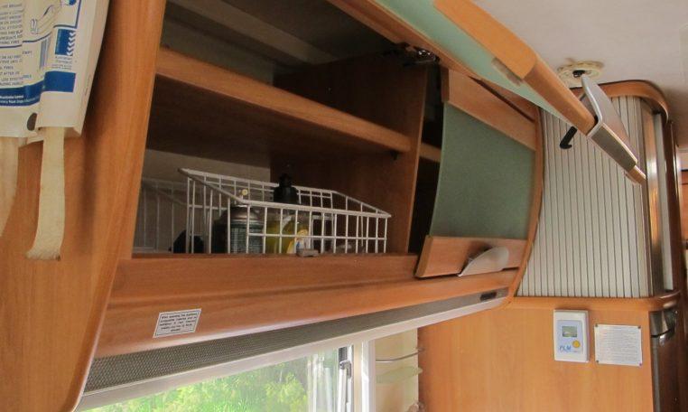 2006 Hymer MotorHome - Storage Cupboards