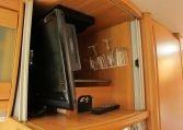 2006 Hymer MotorHome - TV Storage Cupboard