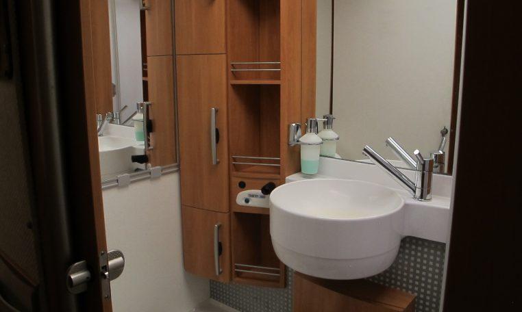 2006 Hymer MotorHome - Bathroom Sink