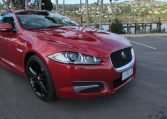 2015 Jaguar XF - Front View
