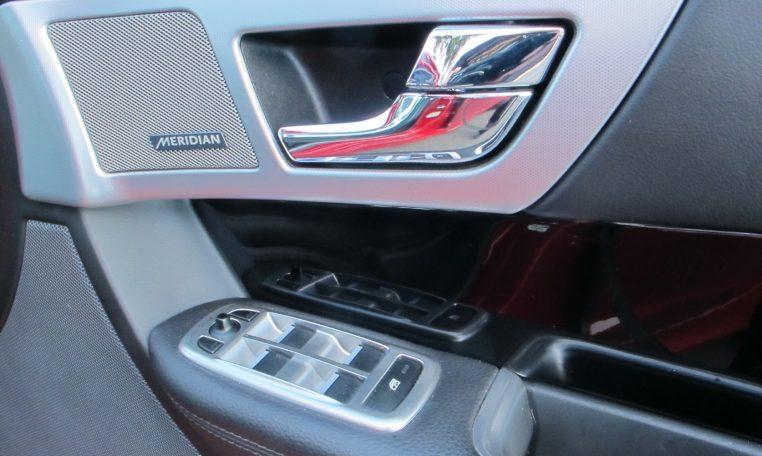 2015 Jaguar XF - Electric Window Controls