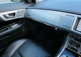 2015 Jaguar XF - Dash