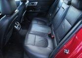 2015 Jaguar XF - Back Seat