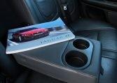 2015 Jaguar XF - Back Seat Cup Holder
