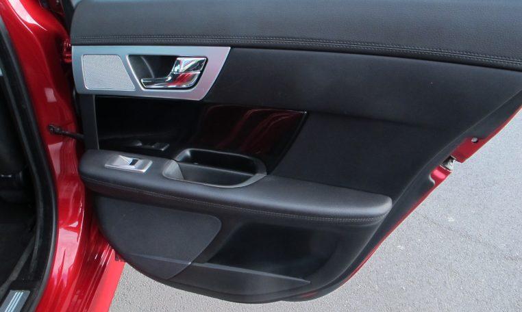 2015 Jaguar XF - Inside Rear Passenger Door