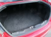 2015 Jaguar XF - Boot