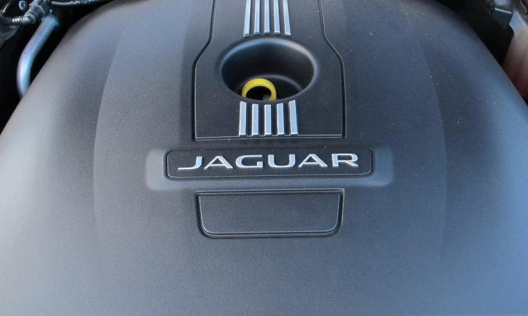 2015 Jaguar XF - Engine Cover