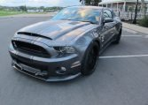 2014 Ford Mustang - Front View