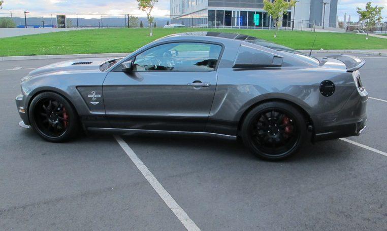 2014 Ford Mustang - Passenger Side