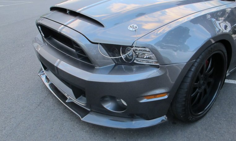 2014 Ford Mustang - Headlights