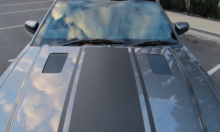 2014 Ford Mustang - Windscreen