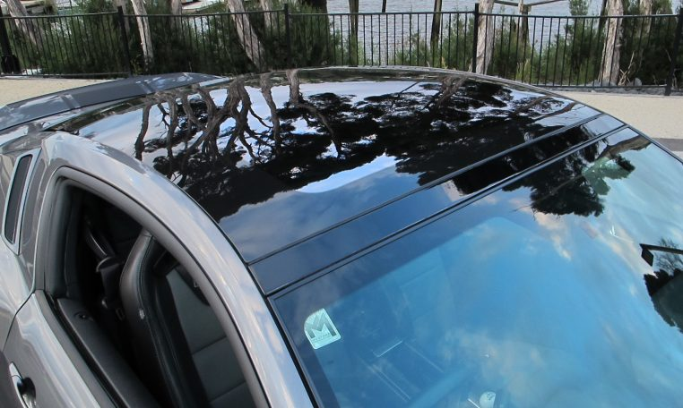 2014 Ford Mustang - Sunroof
