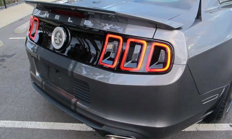 2014 Ford Mustang - Tail Lights