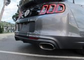 2014 Ford Mustang - Exhaust
