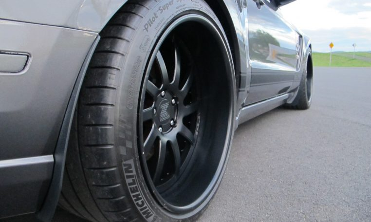 2014 Ford Mustang - Back Wheel