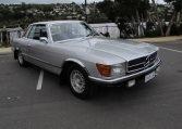 1974 Mercedes Benz - Drivers Side